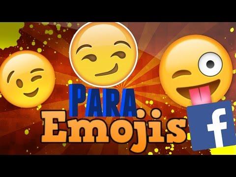Como Poner Emojis En Facebook | Sin Descargar Nada | Bien Explicado ( Facil )