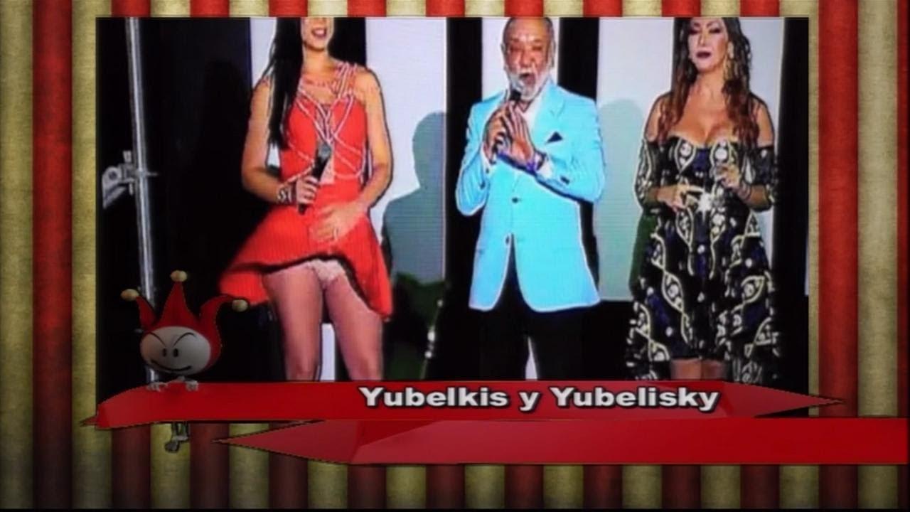 Cosas que sucedieron en la fiesta Telemicro con Yubelkis y Yubelisky -