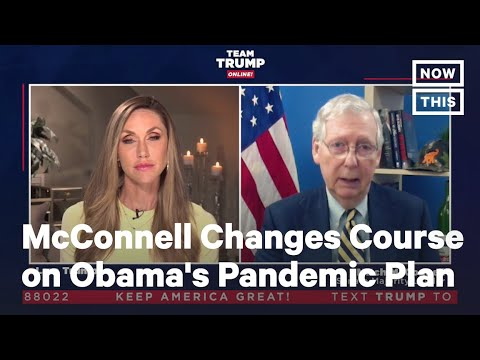 Mitch McConnell Admits