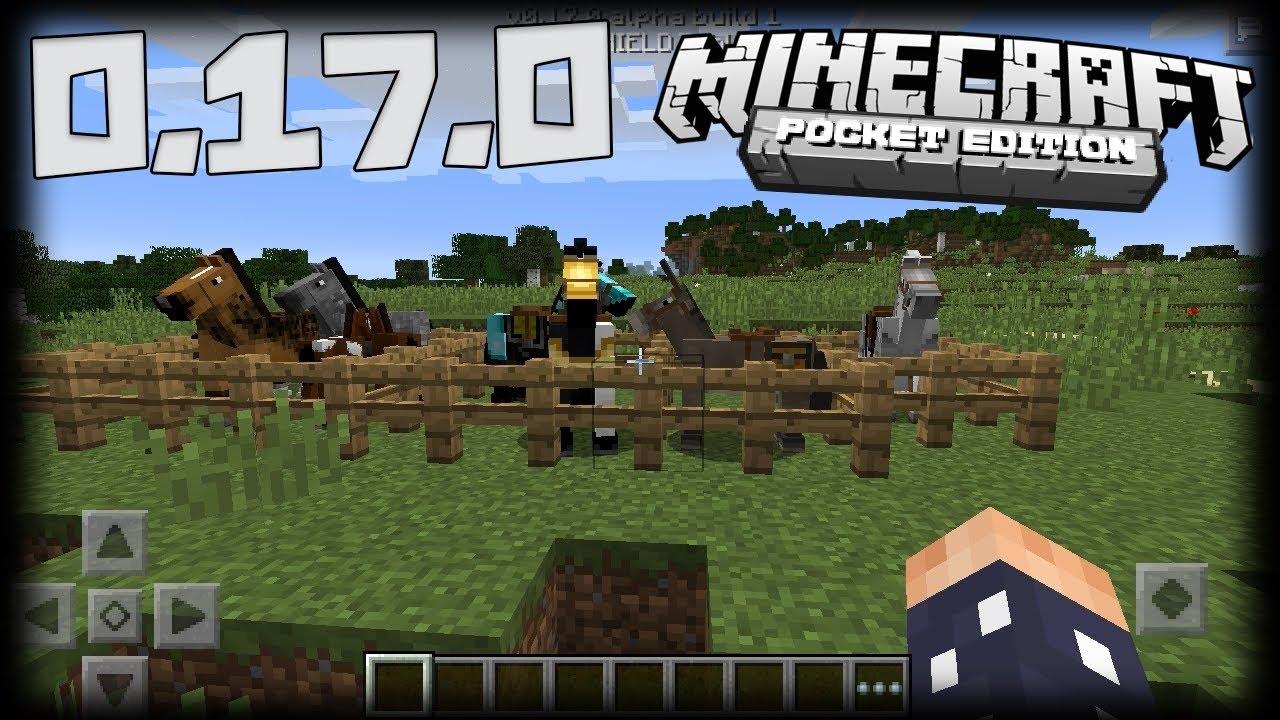 17 minecraft apk