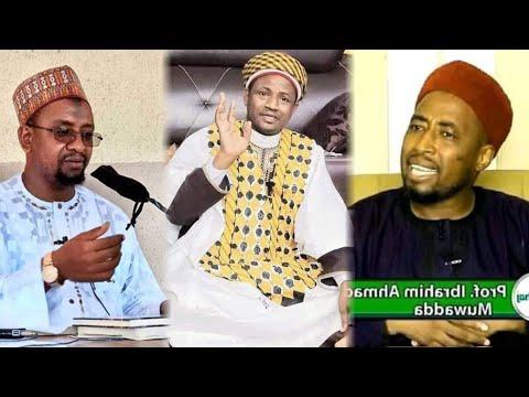 Download Abu ya girma! sheik Abdallah Gadon kaya yaiwa prof. Maqari wankin babban bargo kan batun Abduljabbar