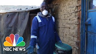 'Poop To Fuel': How One Company Turns Waste Into A Resource   NBC News