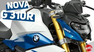 NOVA BMW EXCLUSIVA PARA O BRASIL! BMW G 310 R 2022 PREÇO E O QUE MUDOU!