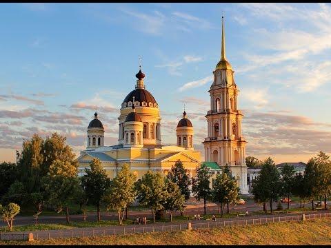 Прогулка по Рыбинску. Автор фото А.Трофимов.
