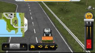 Farming Simulator 14 серия 26 тюки еда для коров