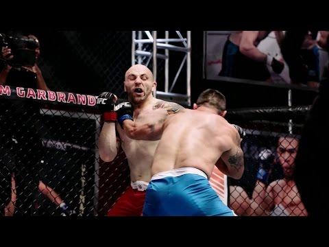 Fight Replay: Justin Edwards vs. Joe Stevenson | THE ULTIMATE FIGHTER