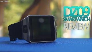 DZ09 Smartwatch Review | Best Smartwatch under Rs.1000 ?