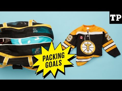 How To Pack A Hockey Bag