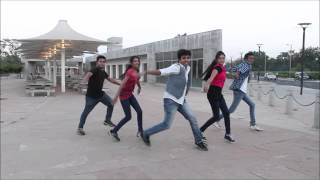 Tu Meri (Bang Bang)-Mayank & Group Dance Cover