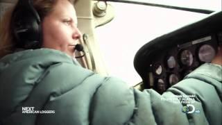 Полеты вглубь Аляски Ч.8