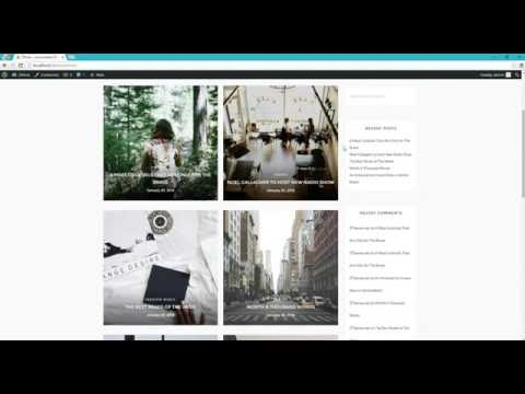 How to install ZShine - WP Blog Theme by ZThemes.net