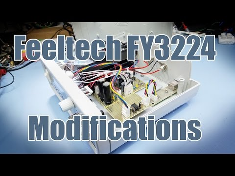 SDGEE #033 USB Interface Isolation - FY3224S Sig Gen