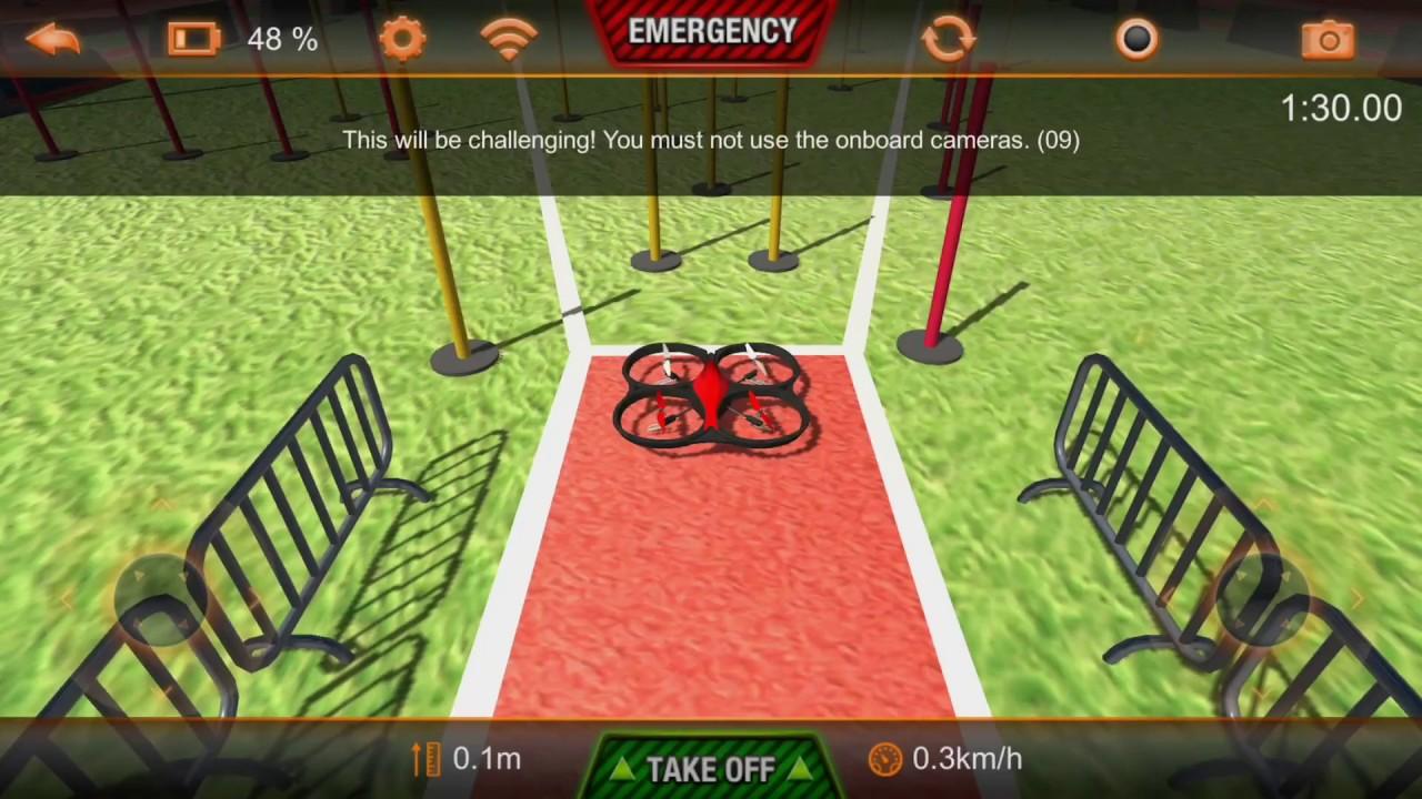 AR Drone Sim Pro - the new AR Drone simulator - drone-forum com