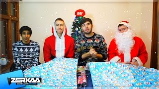 SIDEMEN CHRISTMAS WRAPPING CHALLENGE