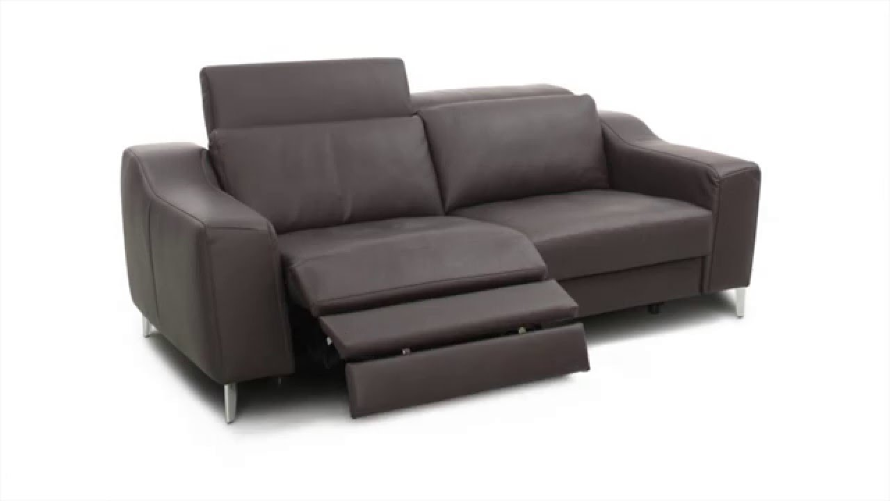 Ewald Schillig Brand Sofa Curuba Mit Funktion Wall Free Relaxfunktion Youtube
