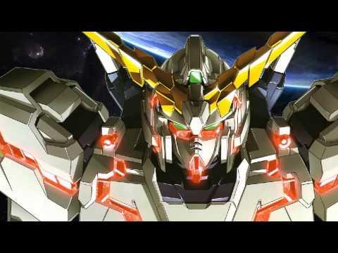 Mobile Suit Gundam Unicorn OST StarRingChild English ver 720p