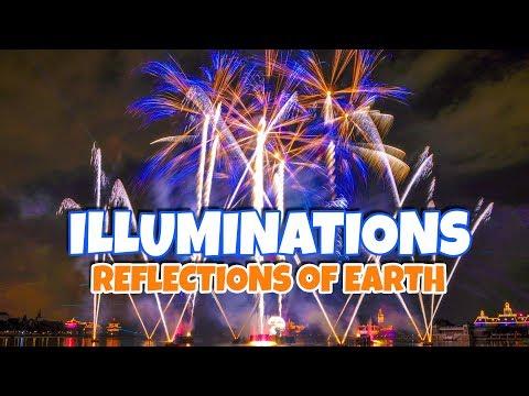 Farewell Illuminations Reflections Of Earth FULL SHOW Multi Angle