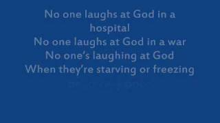 Regina Spektor - Laughing with lyrics