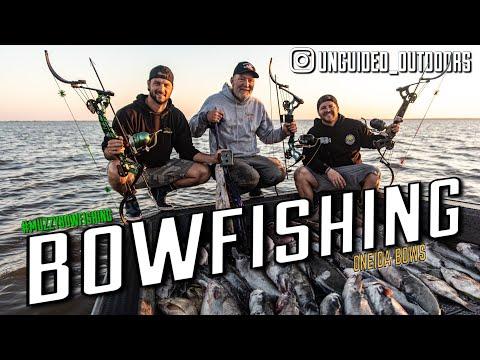 Bowfishing South LA- Filling The Freezer