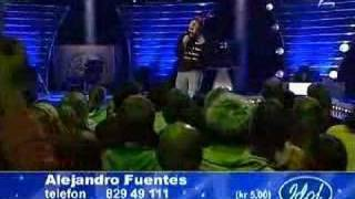 Alejandro Fuentes-She will be loved YouTube Videos