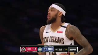 New York Knicks vs New Orleans Pelicans | January 10, 2020
