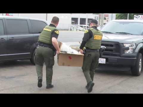 Spring Valley: Dispensary Raids 08222019