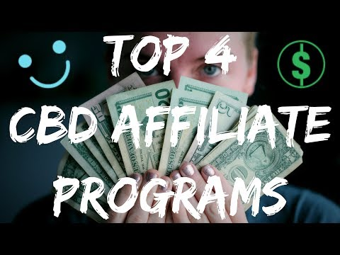 TOP 4 CBD AFFILIATE PROGRAMS THAT PAY BIG COMMISSIONS 💰