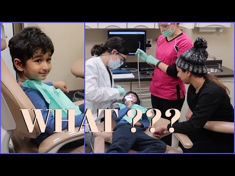 Himmat's Reaction at Dentist's Clinic || Brownbeautysimor || MIMIFAM