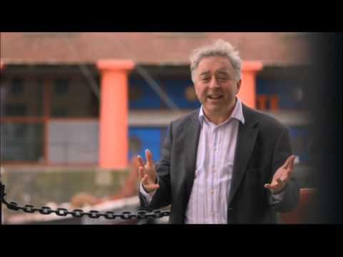 Frank Cottrell Boyce at Liverpool Light Night, BBC 2014