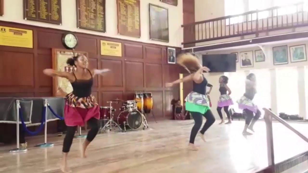 Nation Update: African Awareness at HC - Dauer: 108 Sekunden