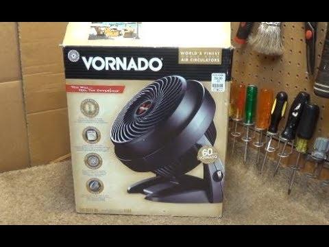 Vornado 630B | Initial Checkout