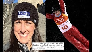 Winter Olympics commentator defends 'r acist' comments