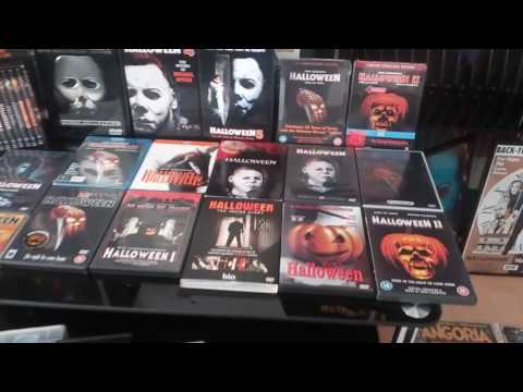My Complete Halloween collection Overview