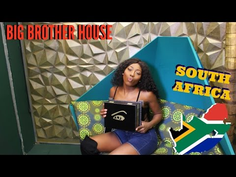 72 HOURS IN SOUTH AFRICA! (BIG BROTHER HOUSE) | NICOLETHEATV