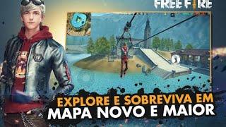 CONFERINDO A NOVA ATUALIZAÇÃO DO FREE FIRE