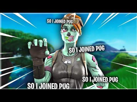 So I Joined PuG #teamPuG #PuGClan #teamsuicide #teamsigma