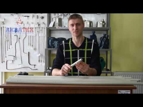 Выпуск 2 - Труба BAUX Basalt с базальтоволокном