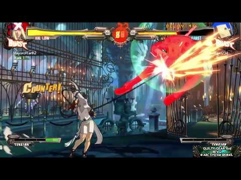 Guilty Gear Rev 2: Games With CongoTempest |