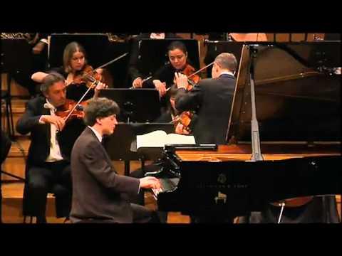 REMI GENIET plays MOZART - Piano Concerto 20 in D minor   2013