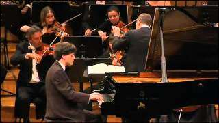 REMI GENIET plays MOZART - Piano Concerto 20 in D minor   2013