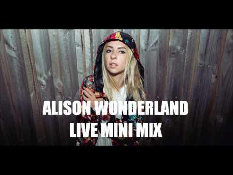 ALISON WONDERLAND LIVE MINI MIX