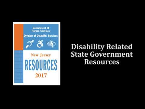 Disability Related State Govt Resources