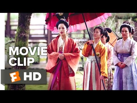 The Assassin Movie CLIP - Fight (2015) -  Qi Shu, Chen Chang, Satoshi Tsumabuki Action HD