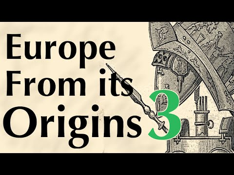 Europe From Its Origins - Emperor Justinian - Episode 3