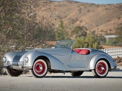1947 Allard K1 Roadster