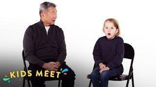 Desmond Meets A Survivor of the Japanese-American Internment