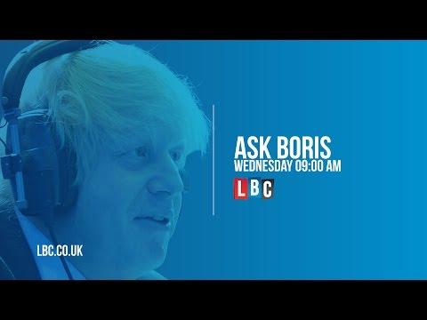 Ask Boris In Full: Wednesday 4th November