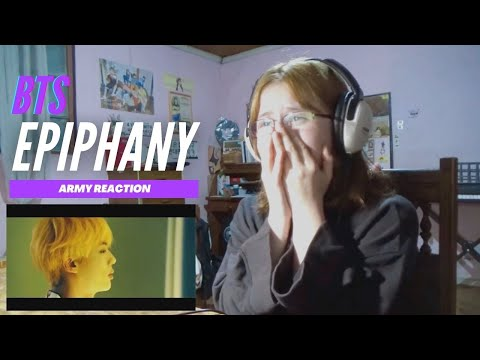 COMEBACK TRAILER ARMY REACTION 💛 BTS (방탄소년단) - Epiphany┊Fernanda Catalan