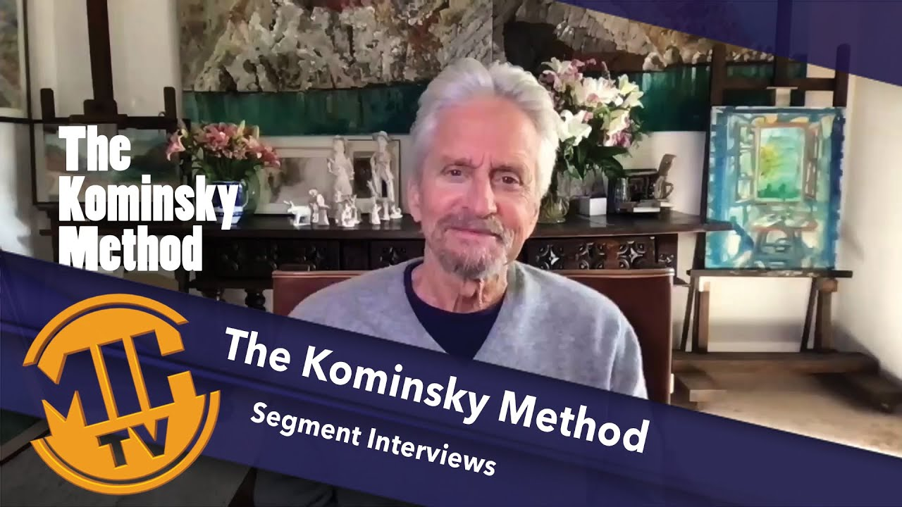 Download The Kominsky Method: Final Season Interviews With the Cast and Scenes From the Series