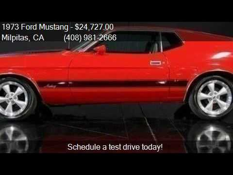 1973 Ford Mustang MACH 1 for sale in Milpitas, CA 95035 at N
